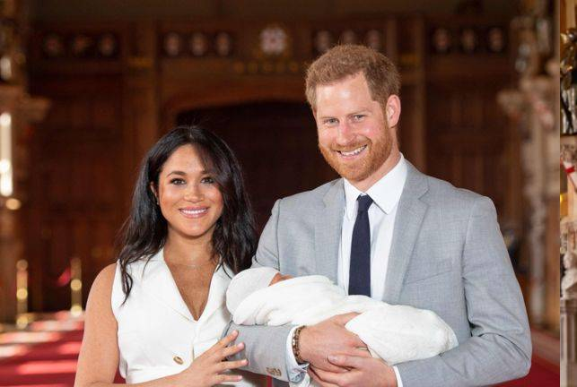 Залози за името на бебето Съсекс (обновена)  – как ще се казва детето на принц Хари и Меган?
